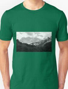 Der Alpen Aussichtspunkt T-Shirt