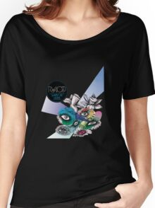 Happy Up Here - Royksopp Women's Relaxed Fit T-Shirt
