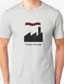 Factory Records T-Shirt