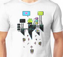 Kikkerstein - Statistical Pixel Genius Unisex T-Shirt