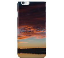 Sunset Sky September 7, 2014 iPhone Case/Skin