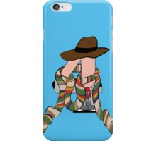 Doctor No. Four iPhone Case/Skin