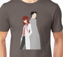 Kurisu Okabe Anime Manga Shirt Unisex T-Shirt