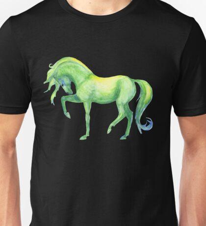 Emerald Horse Unisex T-Shirt