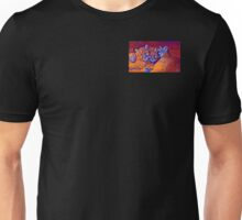 Technicolor Cougars Unisex T-Shirt
