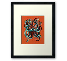 Lovecraftian Children's Show Mascot Framed Print