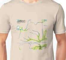Airport Two Unisex T-Shirt