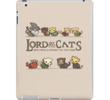 Lord Of The Cats iPad Case/Skin