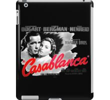 Casablanca iPad Case/Skin