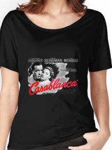 Casablanca Women's Relaxed Fit T-Shirt