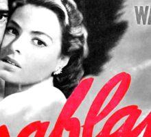 Casablanca Sticker