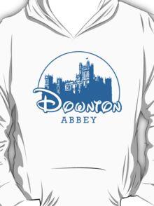 The Wonderful World of Downton Abbey (Downton Abbey + Disney logo mashup) T-Shirt