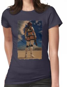 Sexy Storm Trooper Womens Fitted T-Shirt
