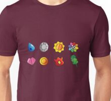 Kanto Badges Unisex T-Shirt