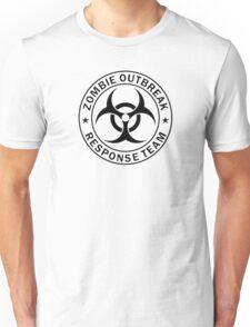 ZOMBIE RESPONSE TEAM  Unisex T-Shirt