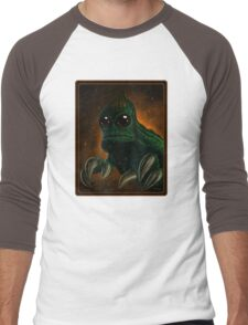 Hunter of the Lost Men's Baseball ¾ T-Shirt