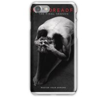 penny dreadful master your demon iPhone Case/Skin
