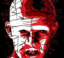 Pinhead Vector Art by EJTees