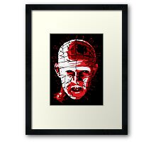 Pinhead Vector Art Framed Print