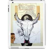 OFRENDA AL MAR NEGRO (offering to the black sea) iPad Case/Skin