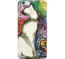 Regal feline iPhone Case/Skin