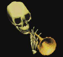 Skull Trumpet by Sam Smith