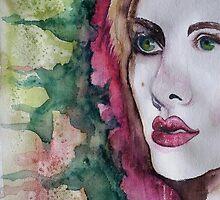 The gaze by Picatso