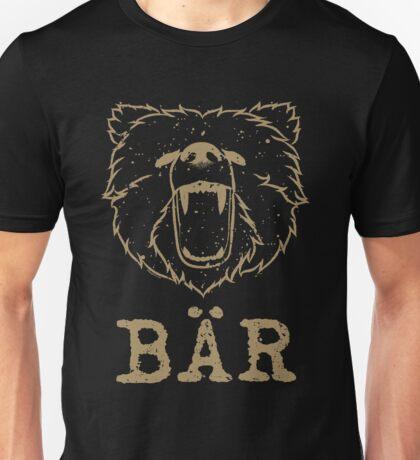 Care Bears Bear Fozzie T-shirts Unisex T-Shirt