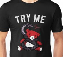 Care Bears Vintage Teddy Bear Try Me Fozzie T-shirts Unisex T-Shirt