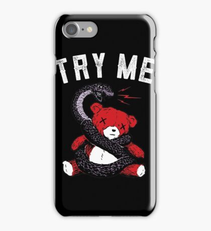 Care Bears Vintage Teddy Bear Try Me Fozzie T-shirts iPhone Case/Skin
