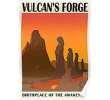 Star Trek - Travel Poster (Vulcan) Poster
