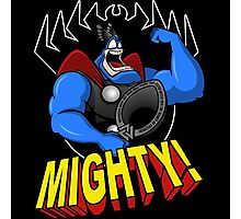 The Mighty Tick Photographic Print