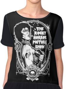 The Rocky Horror Picture Show Tv Series Chiffon Top