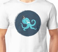 Gentleman Octopus Unisex T-Shirt