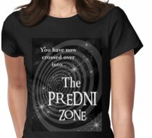 The PredniZone Womens Fitted T-Shirt