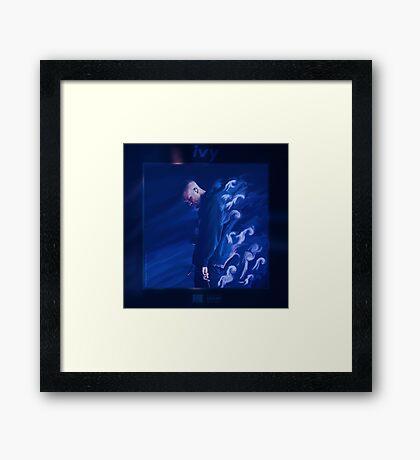 Frank O - Blonde - IVY Framed Print