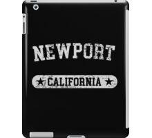 Newport California iPad Case/Skin