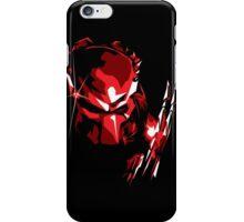 Predator Vector Art iPhone Case/Skin