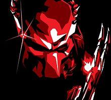 Predator Vector Art by EJTees