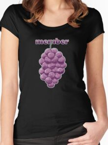 member Women's Fitted Scoop T-Shirt