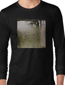 Bon Iver - For Emma, Forever Ago - Album Artwork Cover Long Sleeve T-Shirt