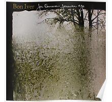 Bon Iver - For Emma, Forever Ago - Album Artwork Cover Poster