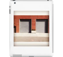 Garage Squared iPad Case/Skin