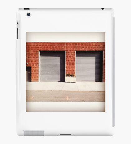 Garage Squared iPad Case/Skin
