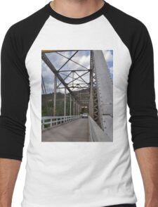 Gold Country Bridge Men's Baseball ¾ T-Shirt
