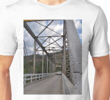 Gold Country Bridge Unisex T-Shirt