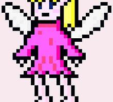 Pink Fairy by Dark-Wardrobe