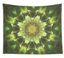 Planet Tree Wall Tapestry