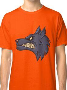 Toon Wolf Classic T-Shirt