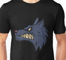 Toon Wolf Unisex T-Shirt